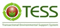 Screenshot of the TESS logo